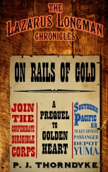 on rails of gold