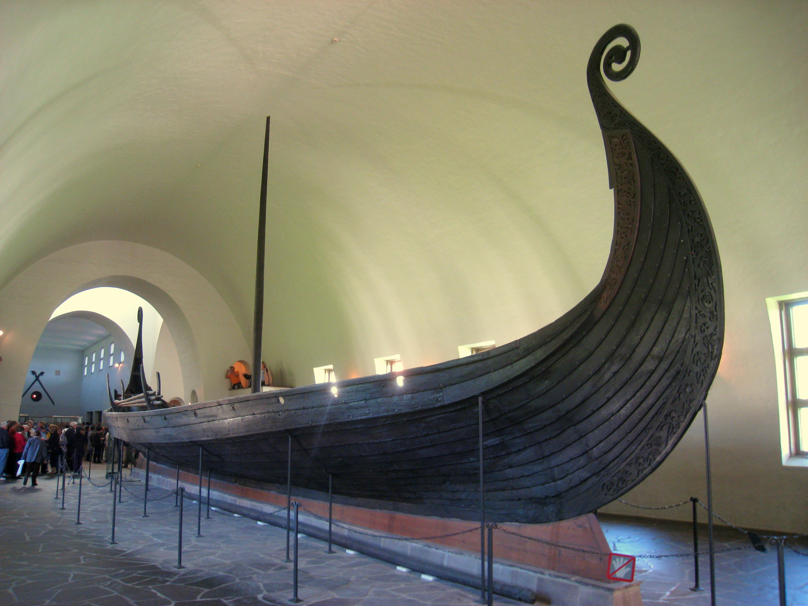 Anglo Saxon Ships | Chris Thorndycroft