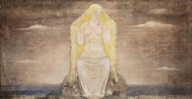 Freja by John Bauer (1882–1918)