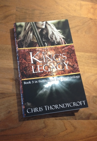 king's legacy cover
