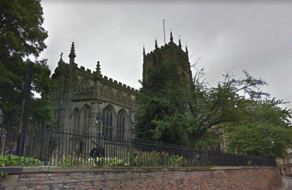 St Mary's Nottingham